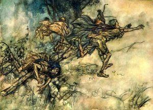 Macbeth's Descent